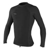 O'Neill Men's Hyperfreak 0.5mm Neoprene/Skins L/S Surf Top SP20