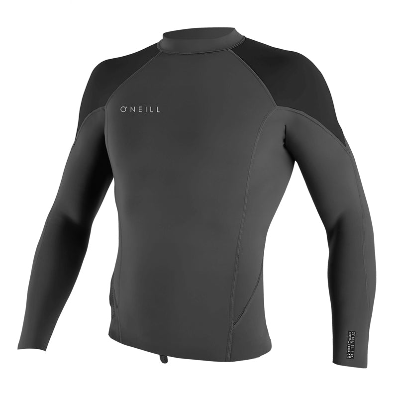O'Neill Men's Reactor-2 0.5MM L/S Surf Top SP20
