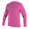 O'Neill Youth Basic Skins 30+ L/S Sun Shirt FA19