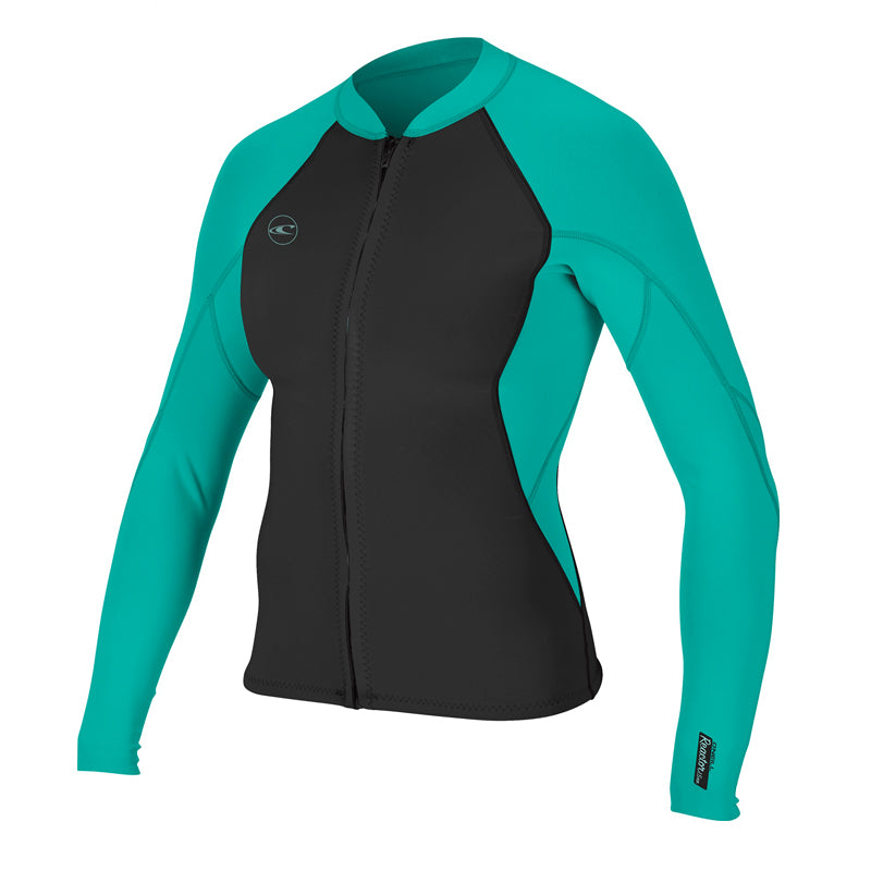 O'Neill Women's Reactor-2 1.5mm Full Zip Surf Jacket SP20