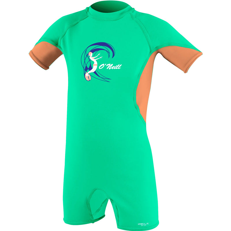 O'Neill Toddler O'Zone S/S Springsuit Wetsuit FA19