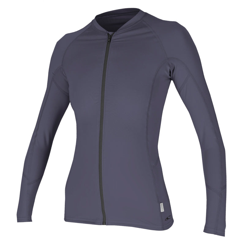 O'neill Women's Full Zip L/S Sun Shirt