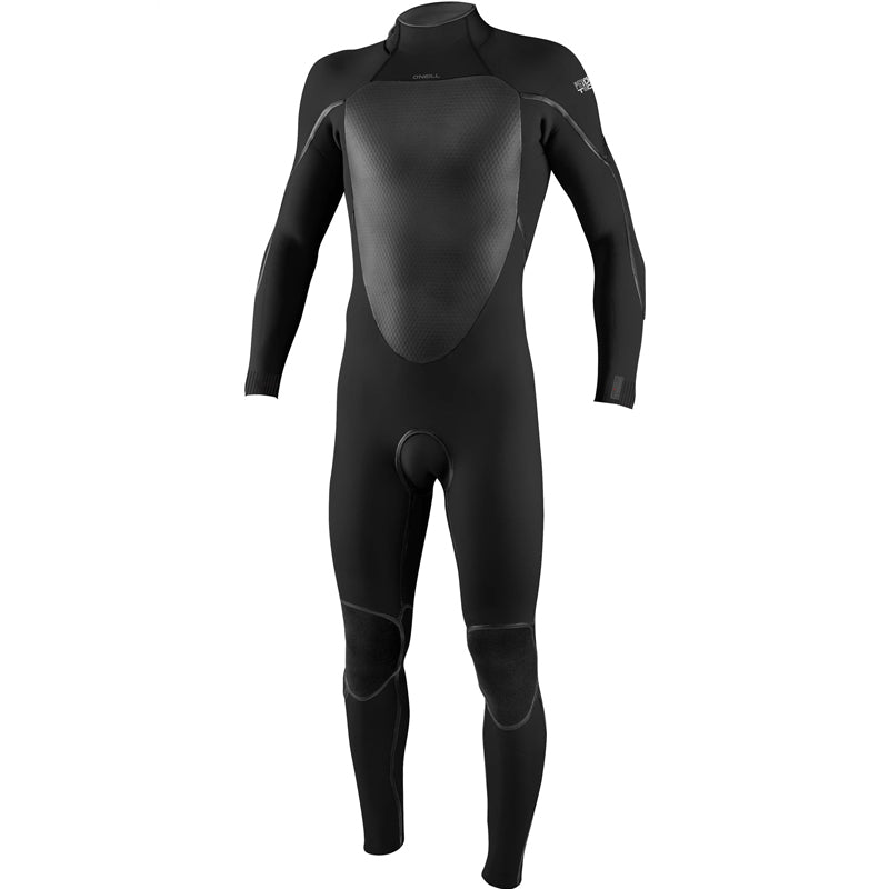 O'Neill Men's Psycho Tech 4/3+ Back Zip Fullsuit Wetsuit FA19
