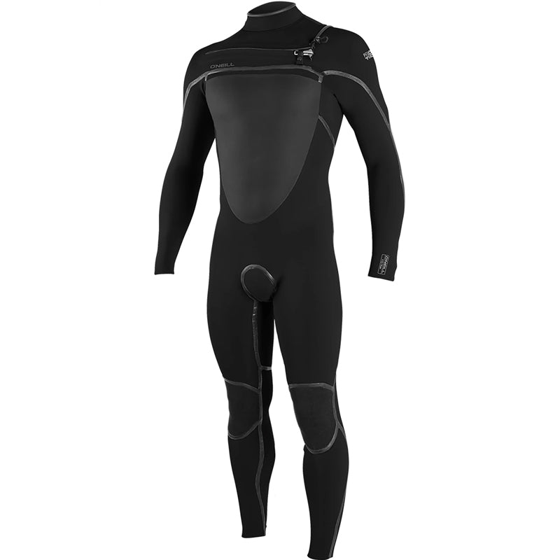 O'Neill Men's Psycho Tech 4/3+ Chest Zip Fullsuit Wetsuit SP20