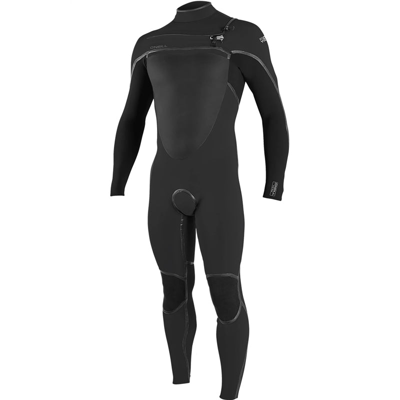 O'Neill Men's Psycho Tech 4/3+ Chest Zip Fullsuit Wetsuit FA19