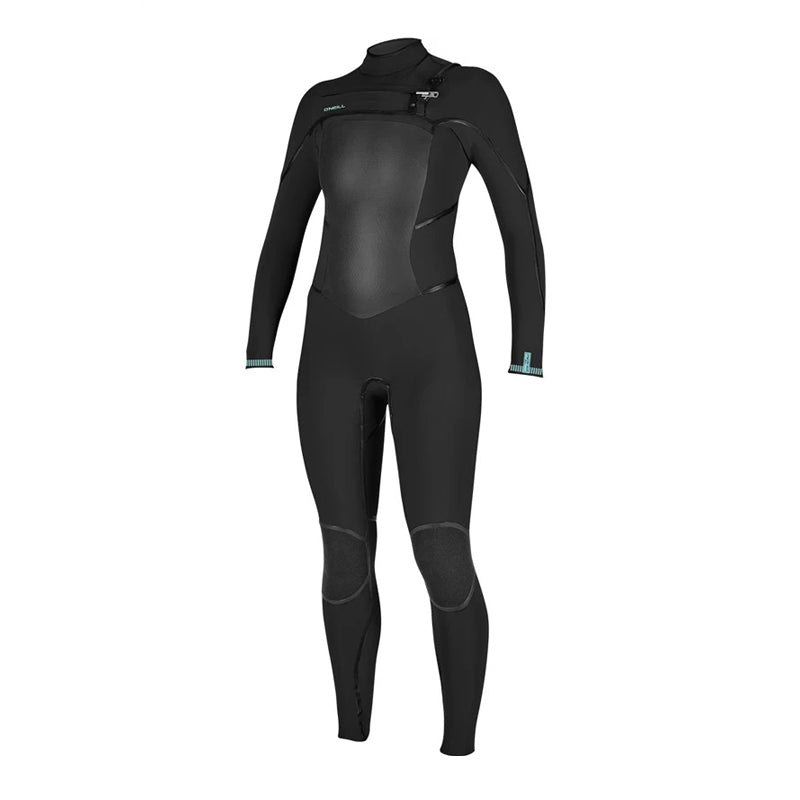 O'Neill Women's Psycho Tech 4/3+ Chest Zip Fullsuit Wetsuit FA19