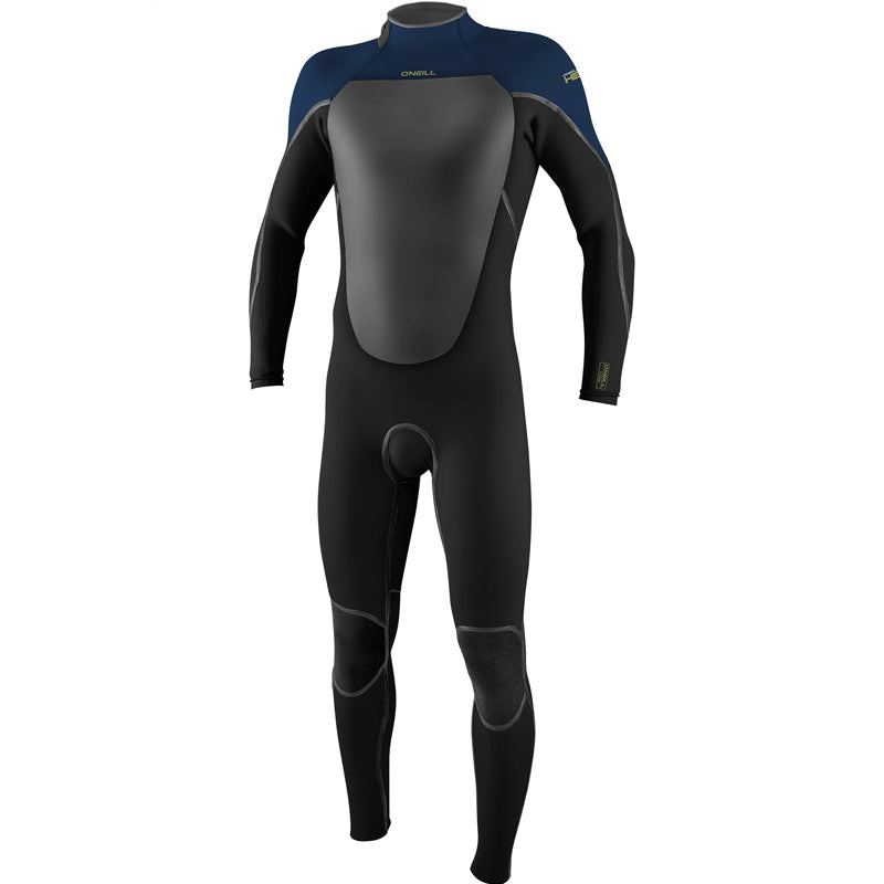 O'Neill Men's Heat 4/3 Back Zip Fullsuit Wetsuit FA19