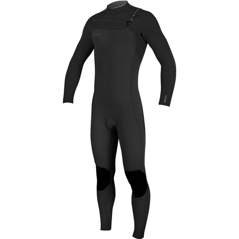 O'Neill Men's Hyperfreak 4/3+ Chest Zip Fullsuit Wetsuit FA19