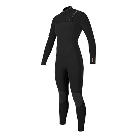 O'Neill Women's Hyperfreak 3/2+ Chest Zip Fullsuit Wetsuit FA19