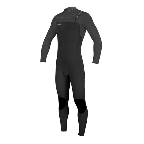 O'Neill Youth Hyperfreak 4/3+ Chest Zip Fullsuit Wetsuit FA19