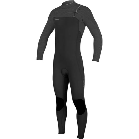 O'Neill Youth Hyperfreak 3/2+ Chest Zip Fullsuit Wetsuit FA19
