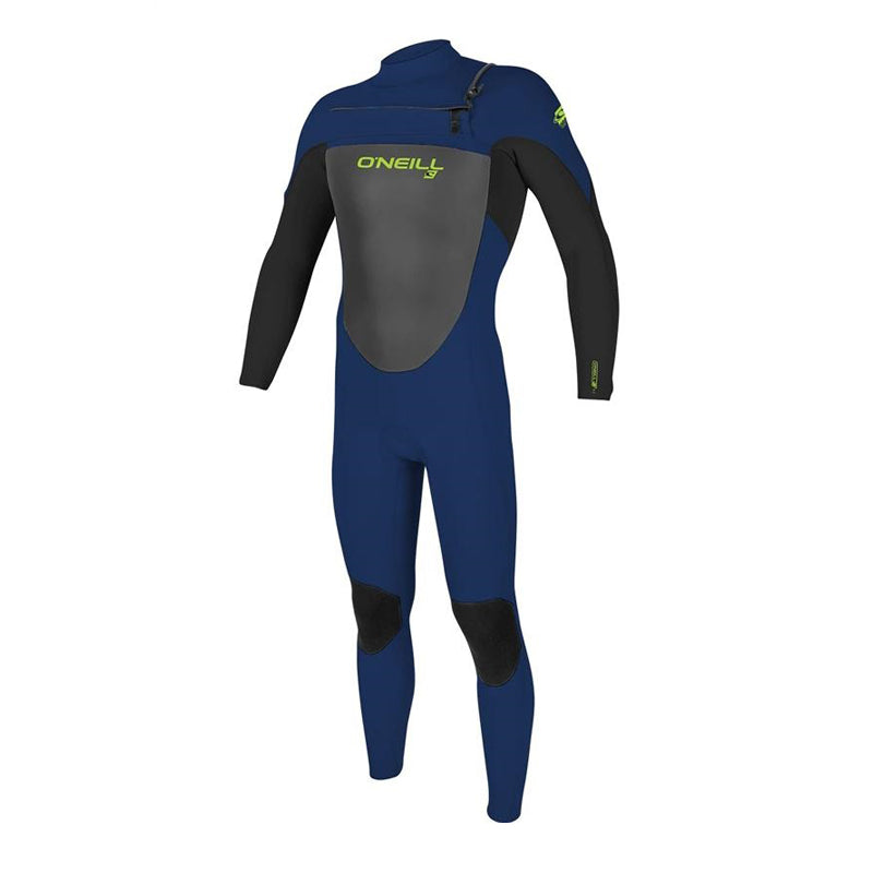 O'Neill Youth Epic 3/2mm Chest Zip Fullsuit Wetsuit SP20