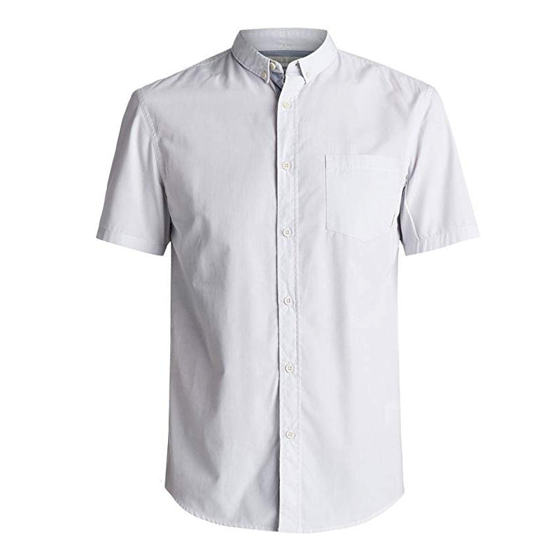 Quiksilver Everyday Wilsden Short Sleeve Button Up Shirt