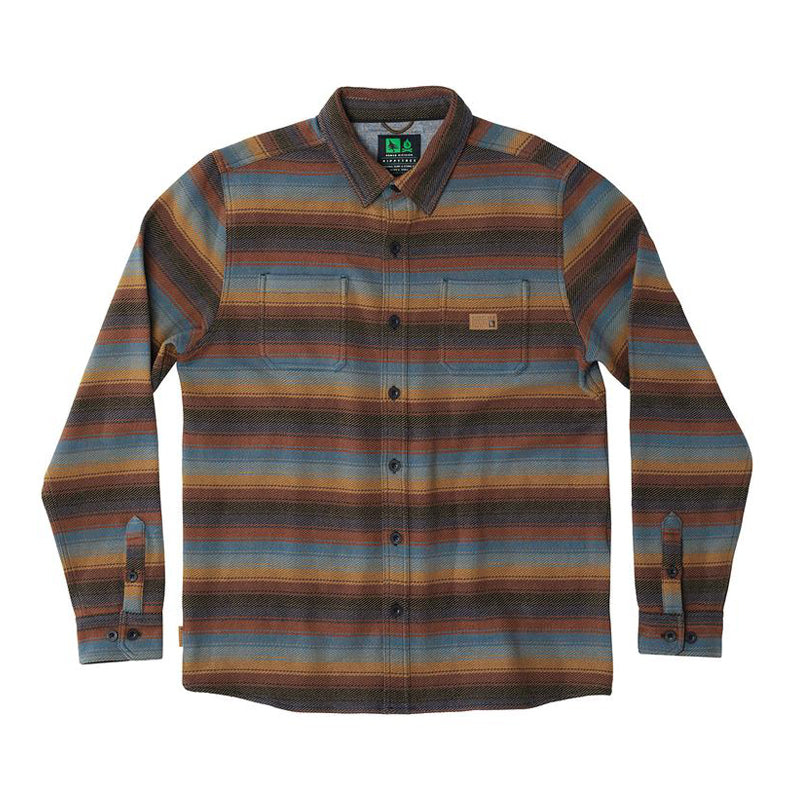 Hippy Tree Men's Chatsworth Burley L/S Shirt FA19