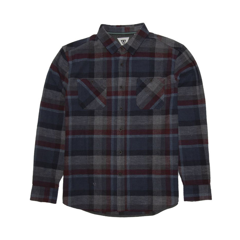Vissla Ashbury Long Sleeve Flannel