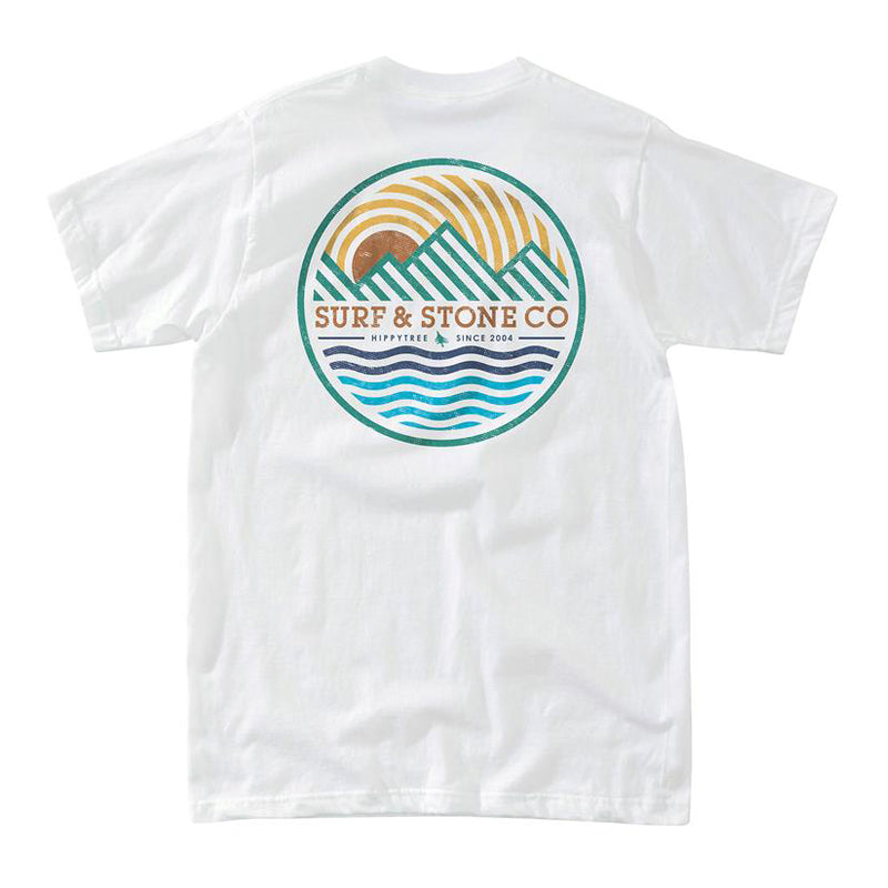 Hippy Tree Men's Sunridge S/S Tee FA19