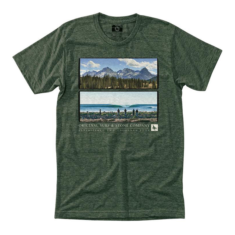 Hippy Tree Men's Frameview S/S Tee FA19