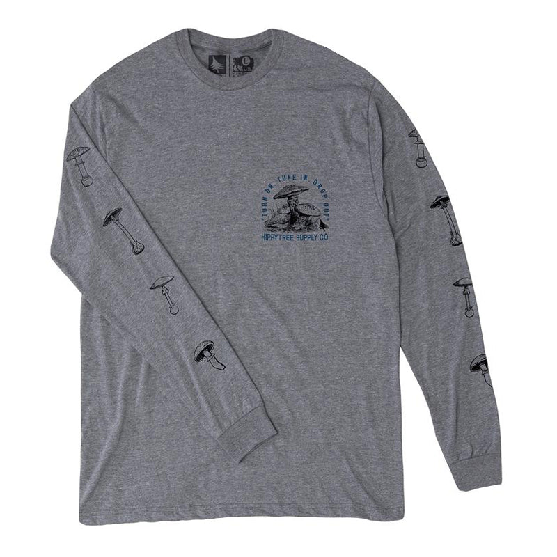 Hippy Tree Men's Perception L/S Tee FA19