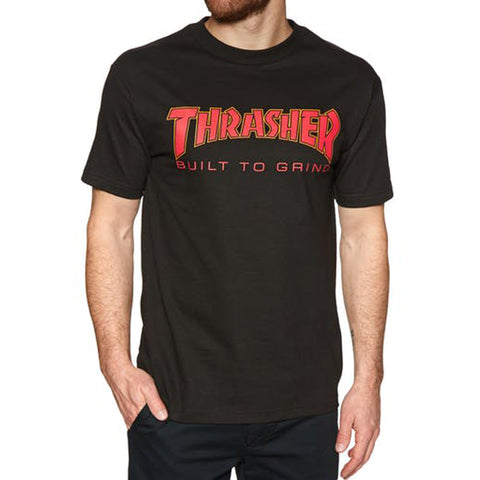 Thrasher x Independent Truck Co BTG S/S Tee