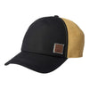 Incognito Straw Trucker Hat