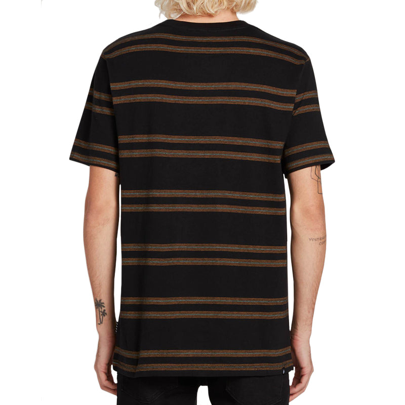 Volcom Tehas Short Sleeve Knit T-Shirt