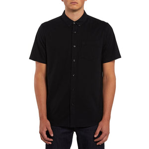 Everett Oxford S/S Shirt
