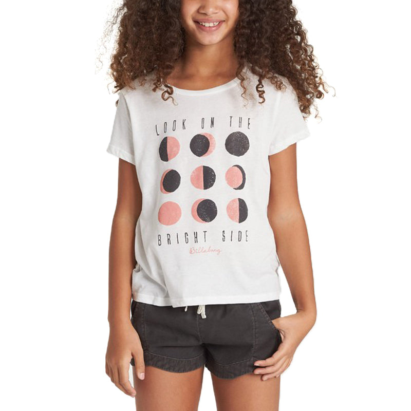 Girls Bright Side Of The Moon S/S Tee