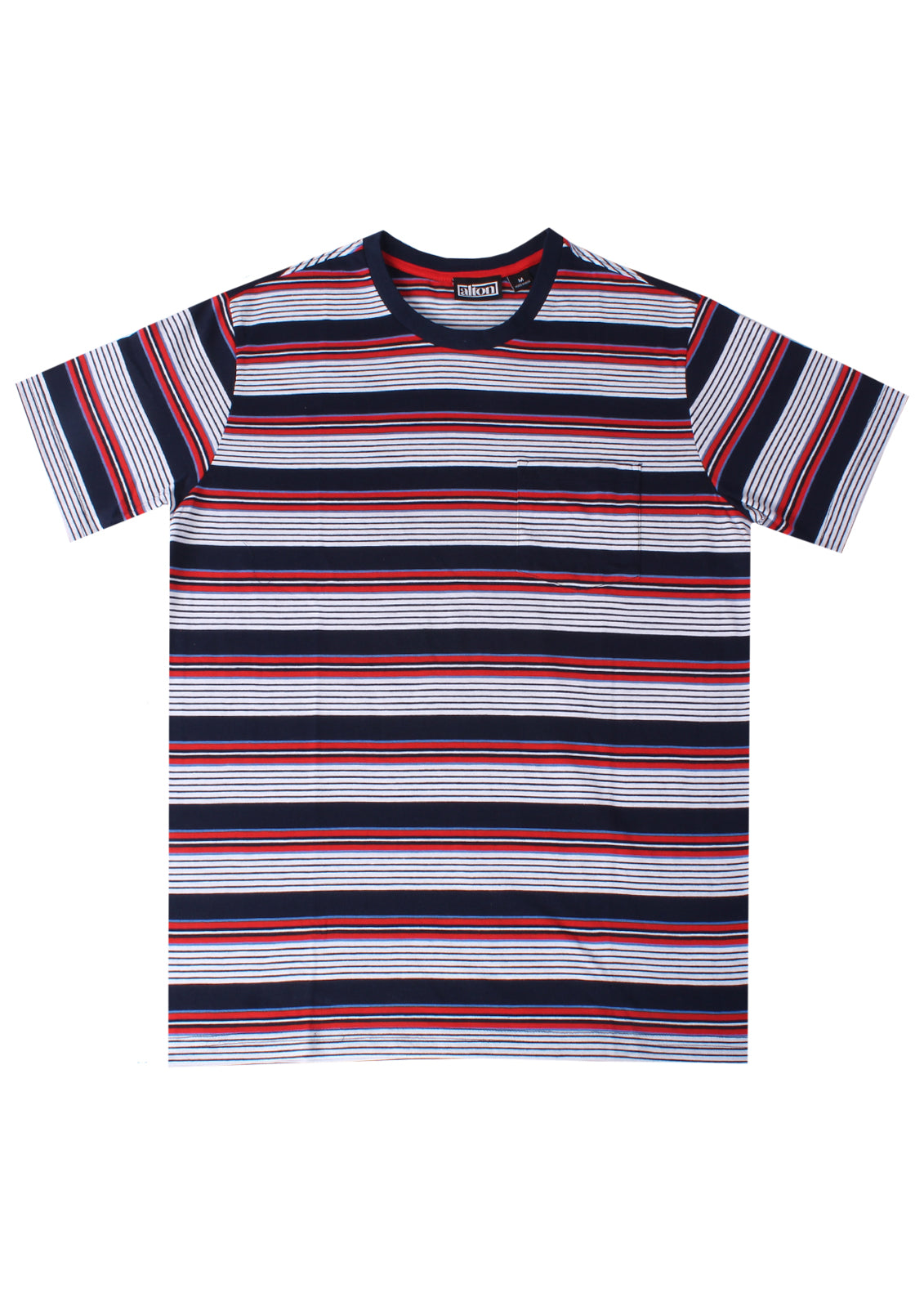 Alton July Short Sleeve Pocket Tee