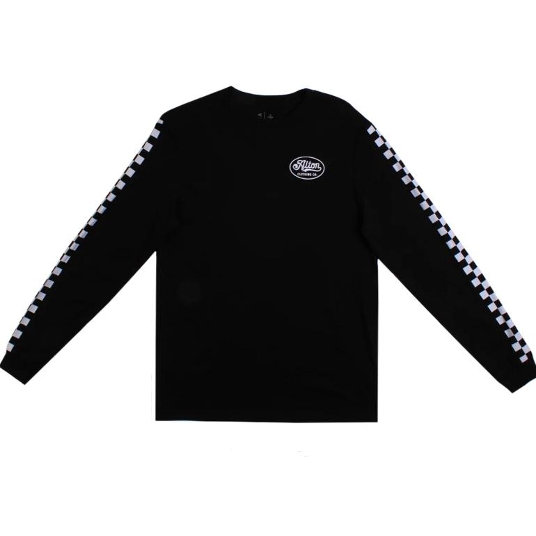 Alton Moto Long Sleeve Tee