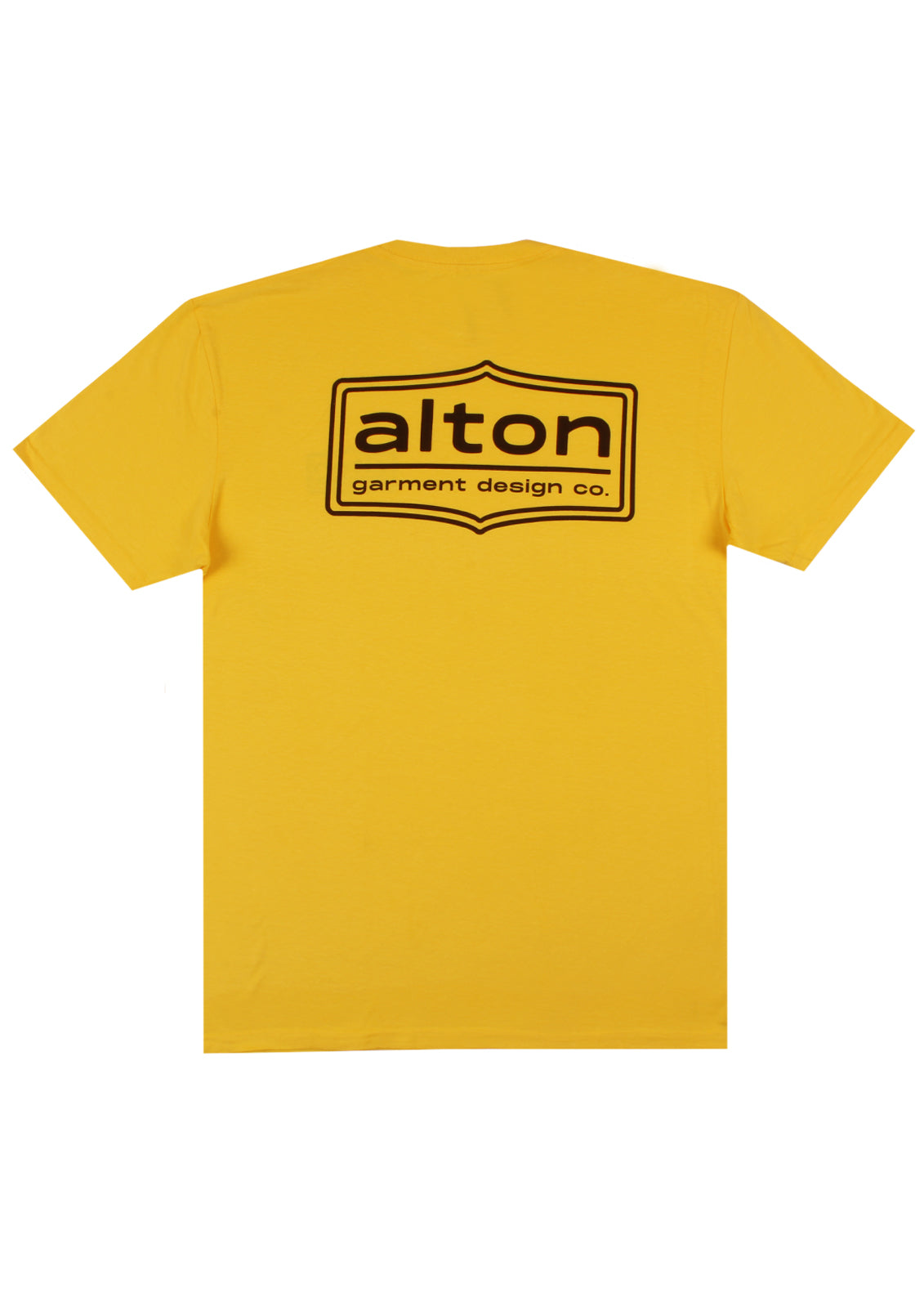 Alton Saddle Short Sleeve Tee