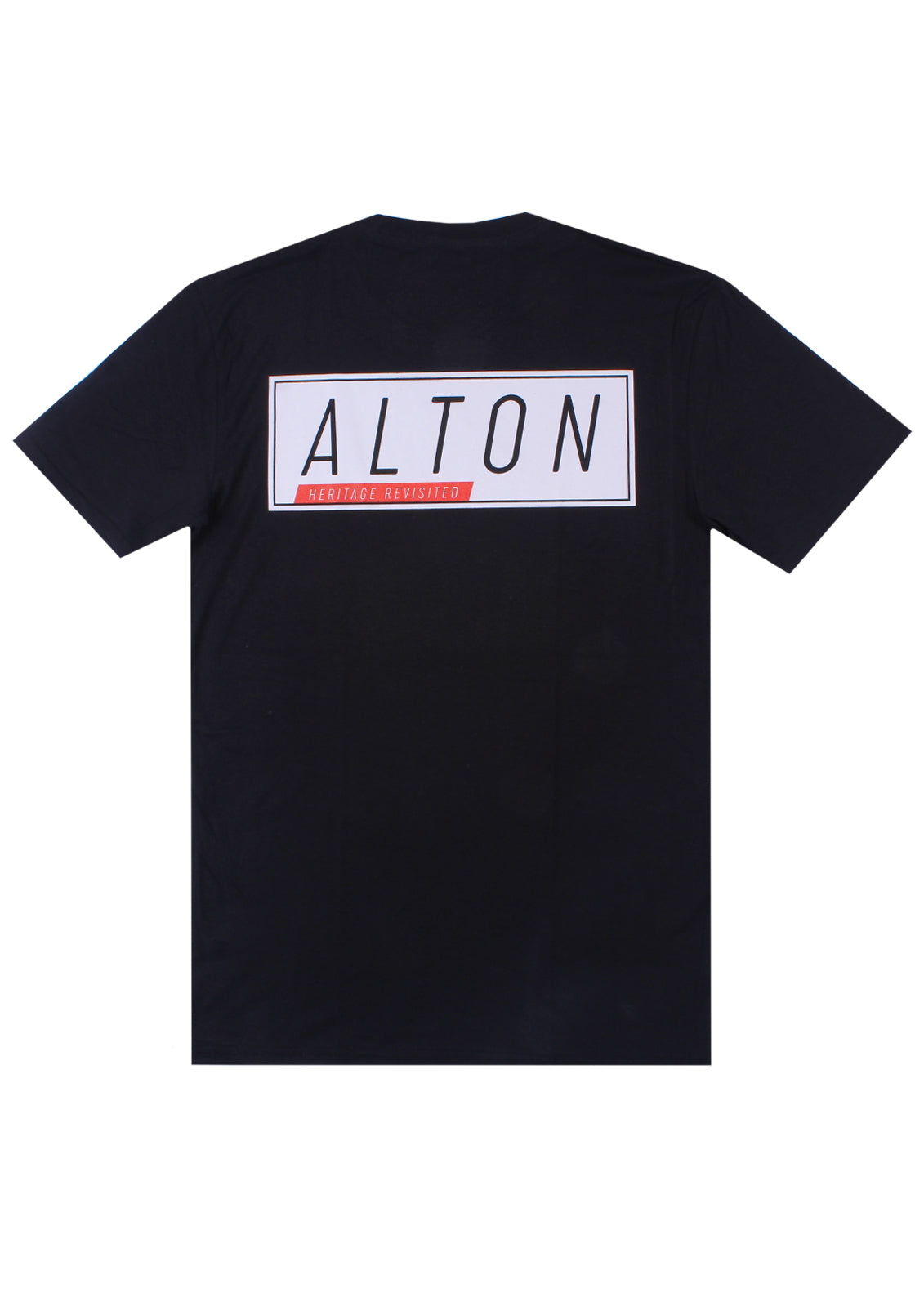 Alton Side Tower Short Sleeve Tee