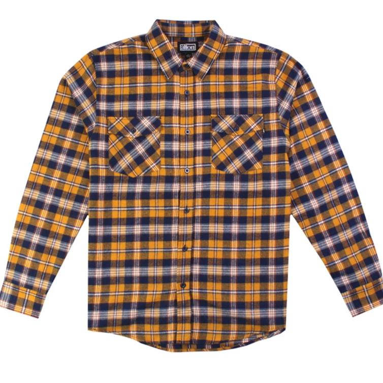 Jacks Surfboard Tahoe Long Sleeve Flannel