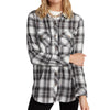 Women's Getting Rad Plaid L/S Flannel