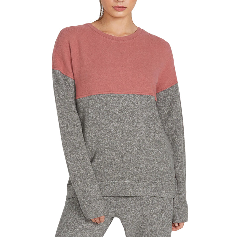 Volcom Women's Lived In Lounge Crewneck