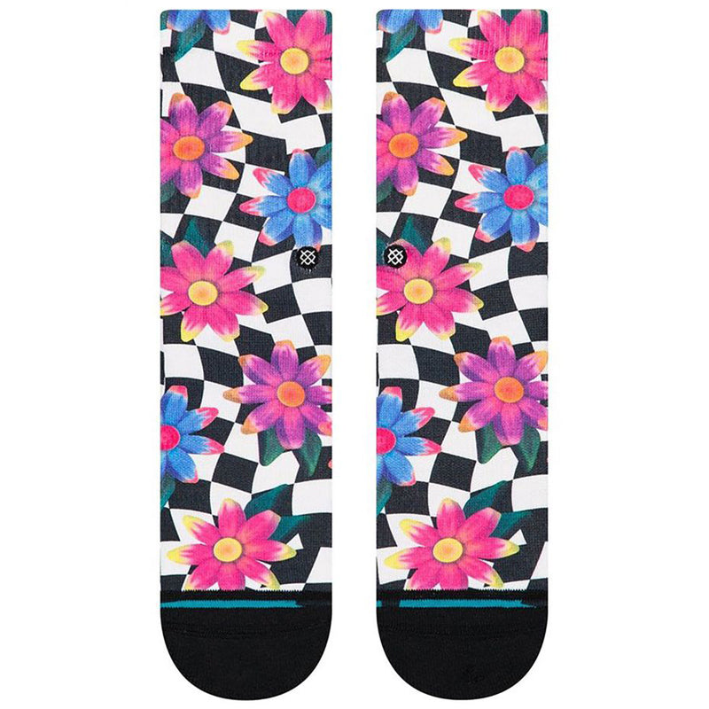 Kids Crazy Daisy Sock