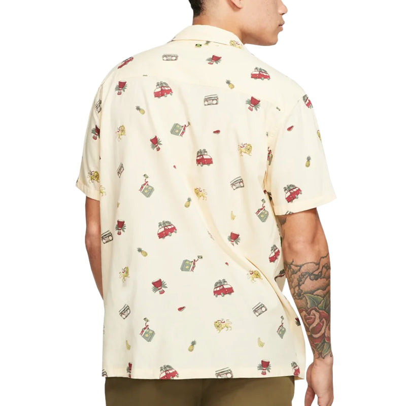 Hurley Kingston Short Sleeve Button Up Shirt