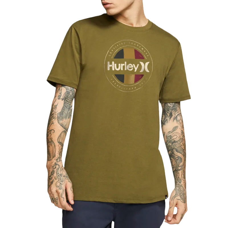 Hurley Mens Premium Resistance Short Sleeve T-Shirt SP20