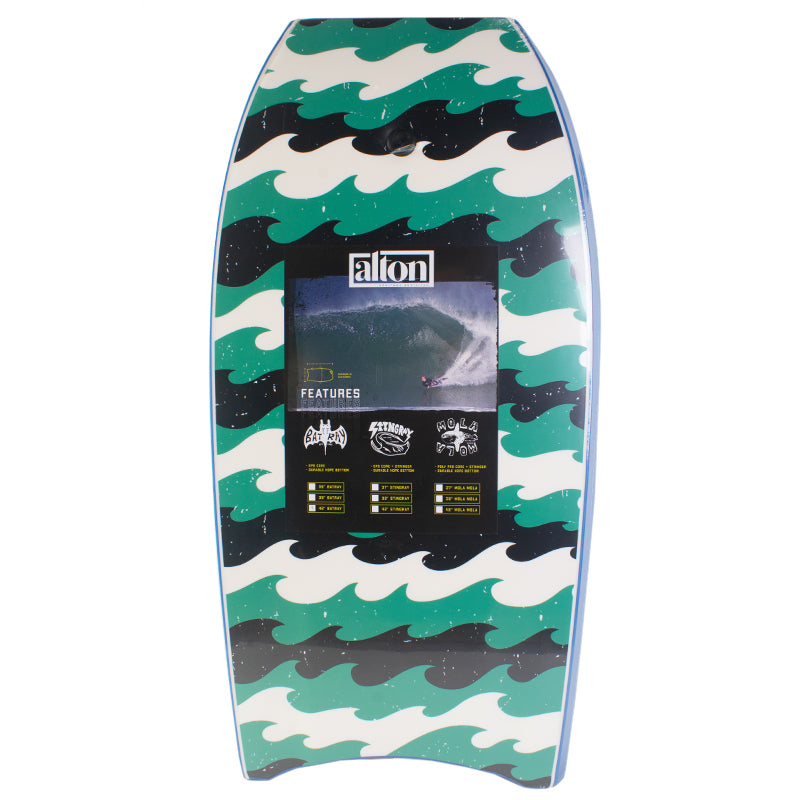 "Bat Ray 42"" Bodyboard Navy"