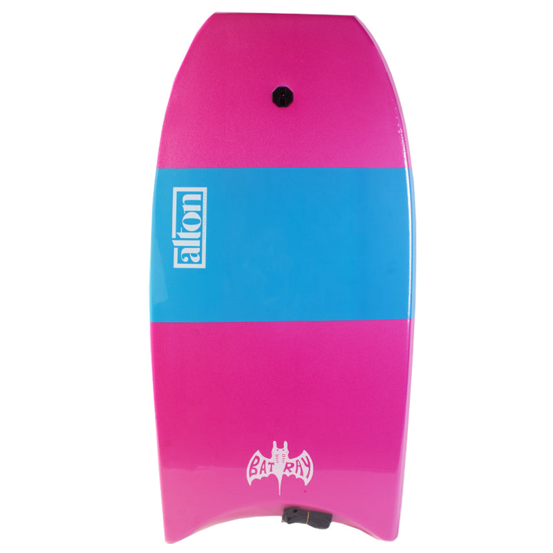 "Bat Ray 42"" Bodyboard Pink/Blue"
