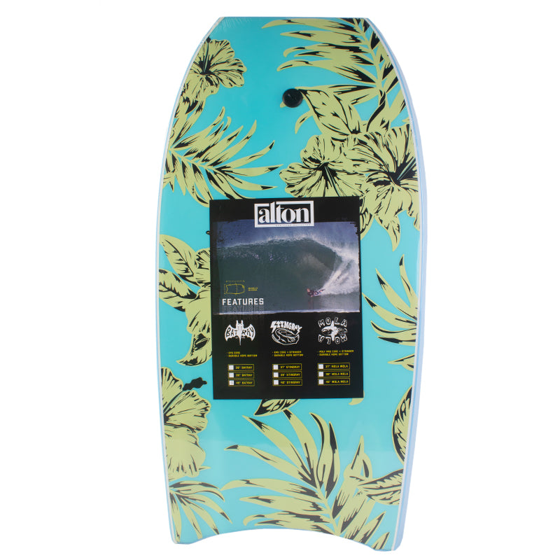 "Bat Ray 42"" Bodyboard Sky Blue"