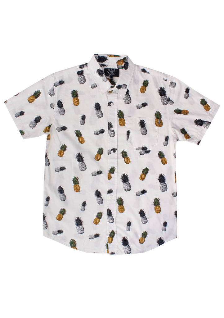 Black Sea Piney Short Sleeve Pocket Shirt