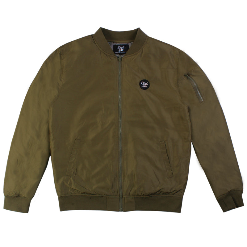 Black Sea Bomber Jacket