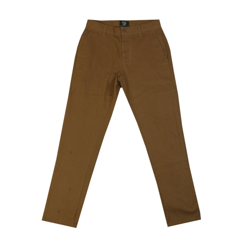 Black Sea Chino Brushed Pant
