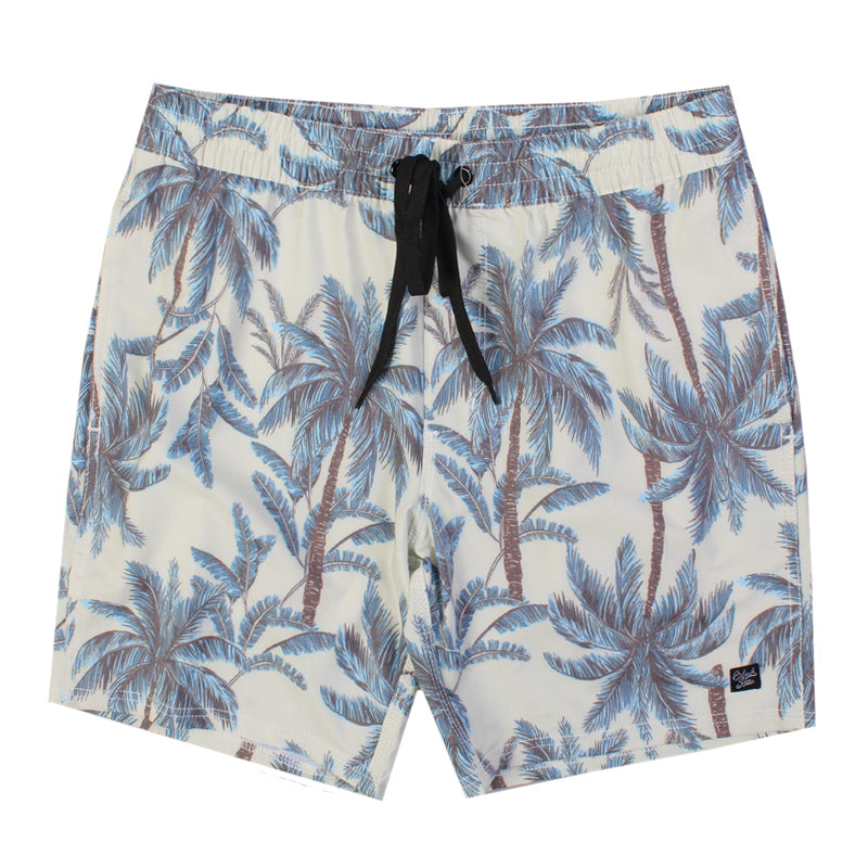 Black Sea Palm Tron Boardshort