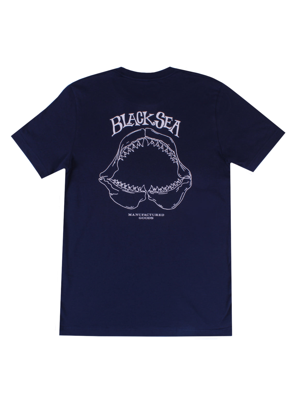 Black Sea The Meg Short Sleeve Tshirt