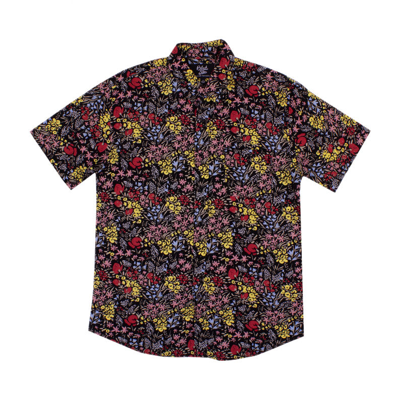 Springer Button Up S/S Pocket Shirt