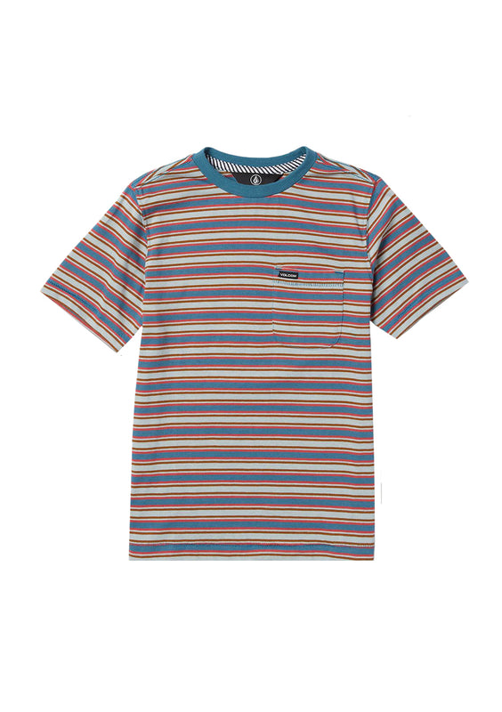 Boy's Moore Stripe Tee