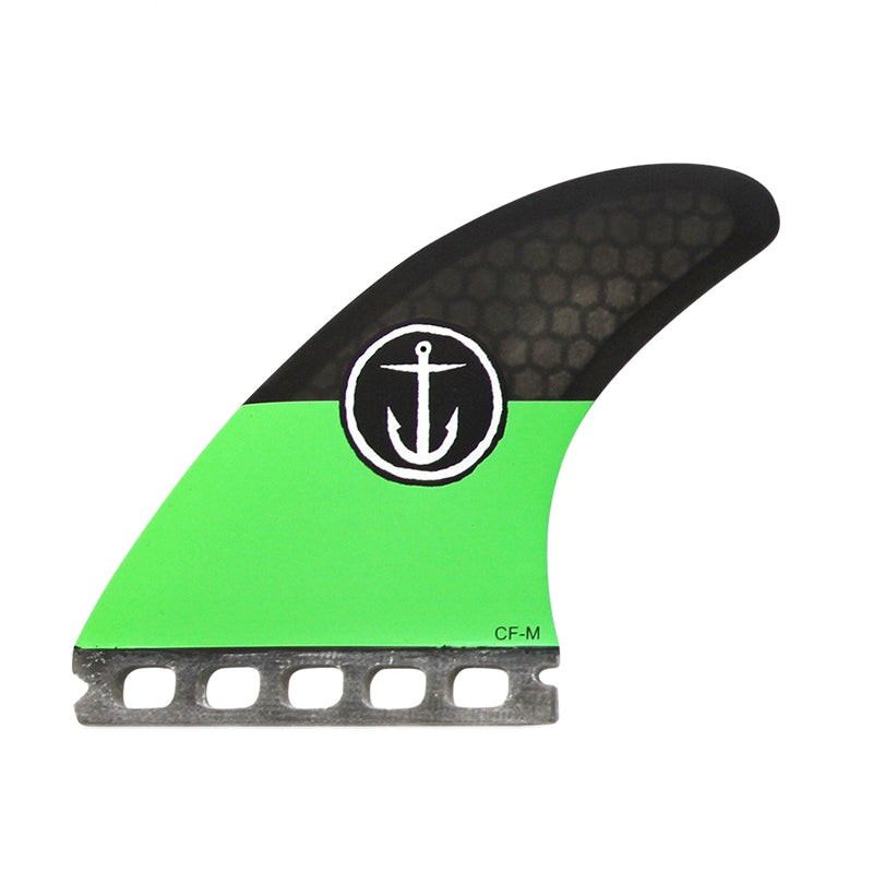Captain Fin Co CF-5 Medium (Single Tab) Fin