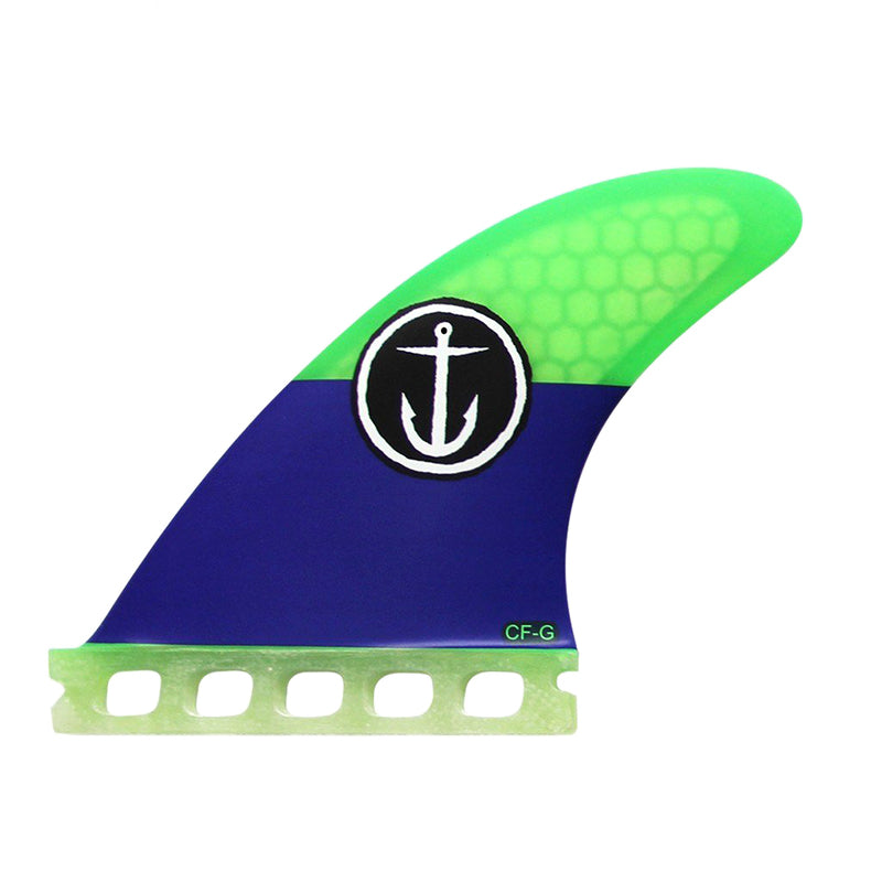 Captain Fin CF Grom ( Single Tab ) Fin