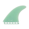Captain Fin Co Tyler Warren 5 Fin Glass ( Single Tab ) Fin